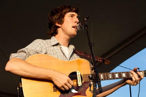 Aidan Knight @ Ottawa Folk Festival 2010