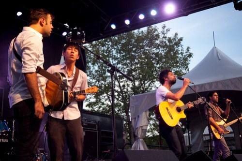 The Acorn @ Ottawa Folk Festival 2010