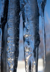 "Icicle Detail • <a style=""font-size:0.8em;"" href=""http://www.flickr.com/photos/54494252@N00/4925913189/"" target=""_blank"">View on Flickr</a>"