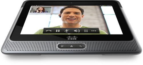 Cisco Cius HD video collaboration