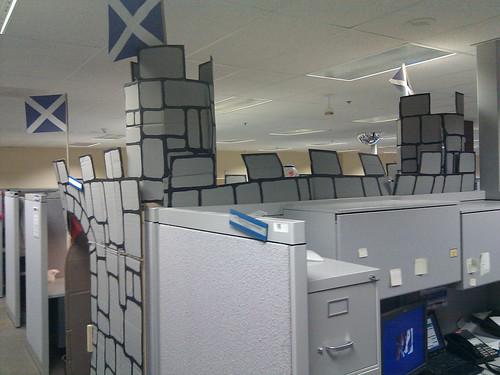 Castle cube