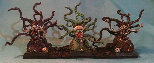 Beasts Of Nurgle