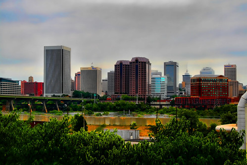 The Richmond Skyline