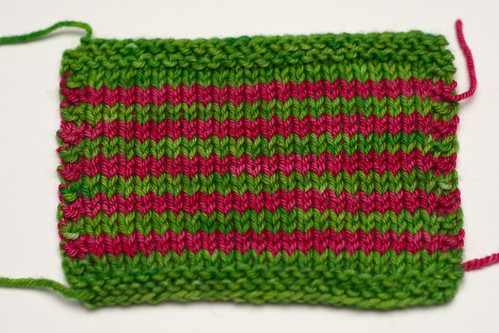 Sweater Swatch
