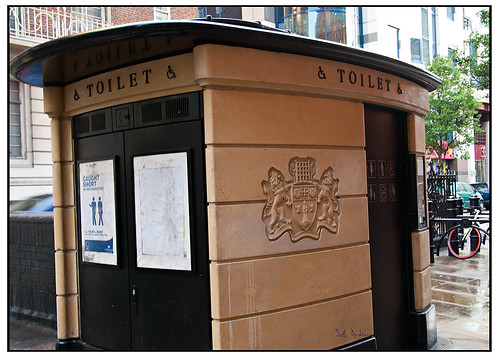 Public Toilet Soho