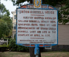 Jason Russell House Sign
