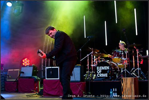 Sven Regener & Richard Pappik / Element of Crime