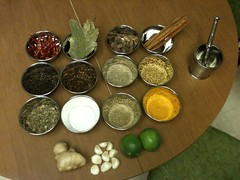 Spices for Butter Chicken / Murgh Makhani