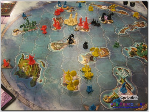 BGC Meetup - Cyclades