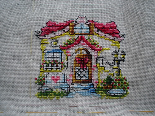 Sweet House - Village in Fairytale