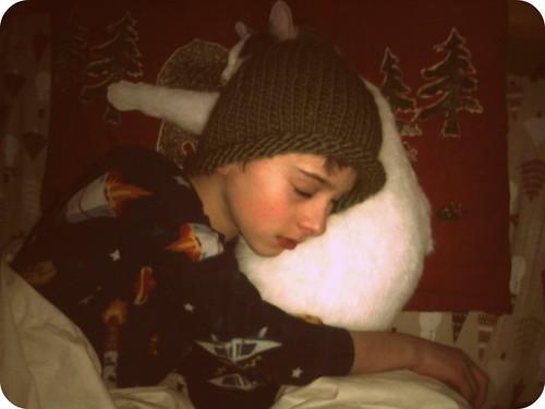 Hat & Kitty Love