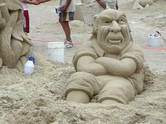 Sand ogre