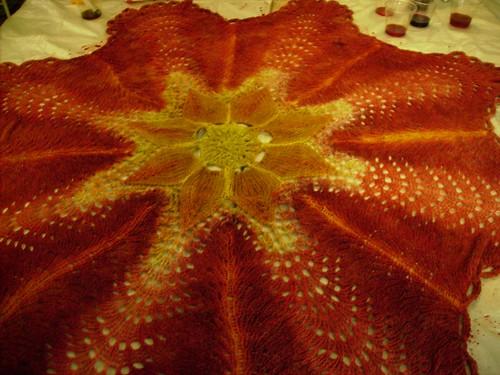 Petals detail