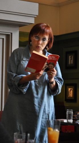 Reading by Sherry Ashworth