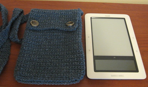 Nook Cozy -- Size Comparison