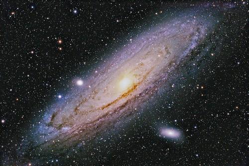 M31 Andromeda Galaxy (NGC 224)