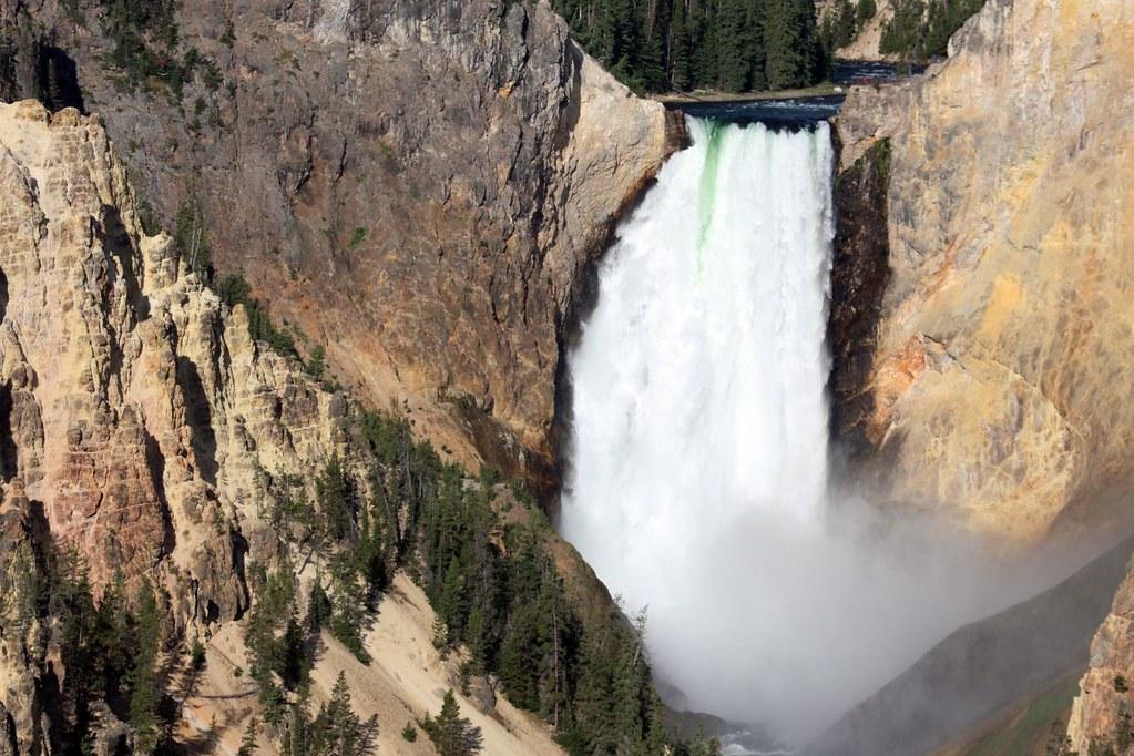 Yellowstone Water Falls