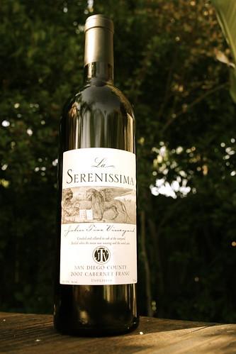 La Serenissima Cabernet Franc