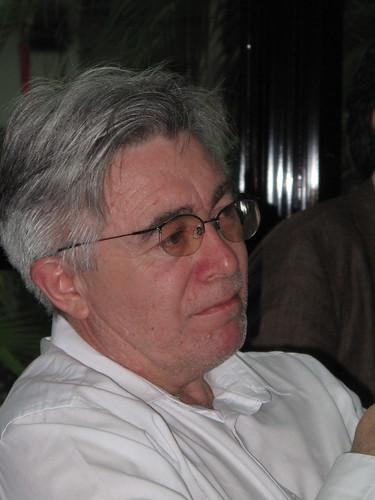 Jonathan Wadsworth, head of the CGIAR Fund