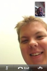 FaceTime with @evancarroll