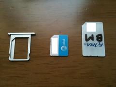 iPad micro SIM