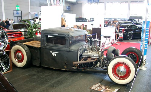 14 Hot Rod base Ford
