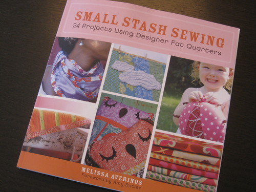 Small Stash Sewing - Giveaway