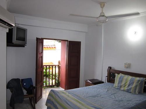 Room 201 at Hotel Villa Colonial