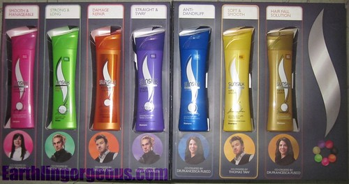Best Ever Sunsilk Co-Creations Products