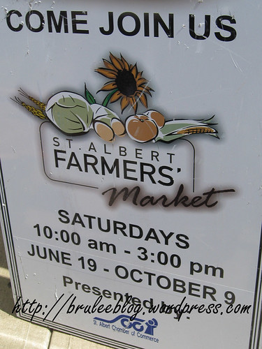 St. Albert Farmers' Market