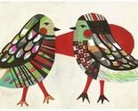 inaluxe babushka birds