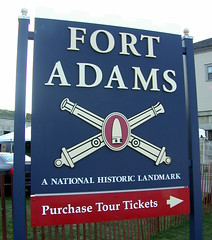 Fort Adams State Park, site of the Newport Jaz...