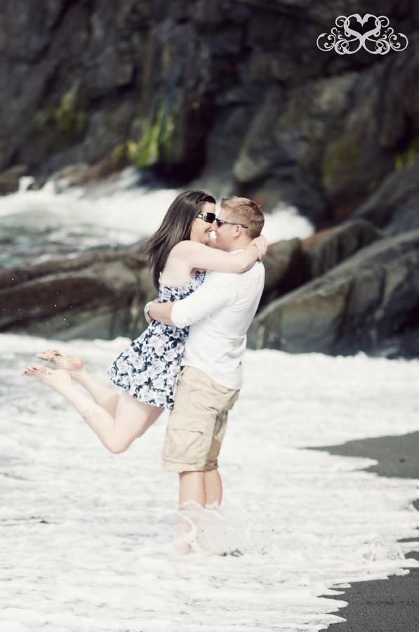 Jenna and Daniel