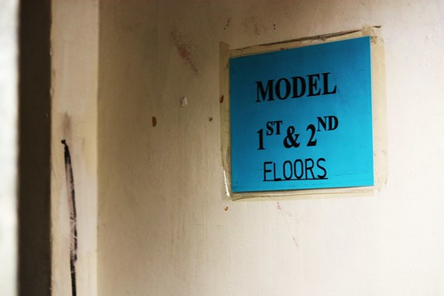 Model 1st & 2nd Floors