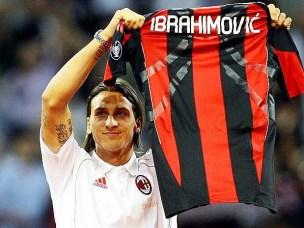 Zlatan Ibrahimovic AC Milan Official Presentation / Presentación Oficial