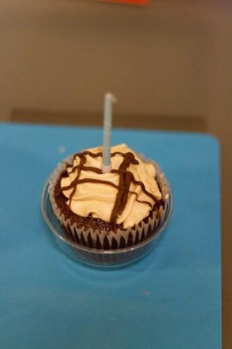 Little Pie Company - Peanut Butter Chocolate Cupcake