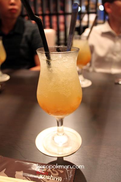 Yuzu Drink