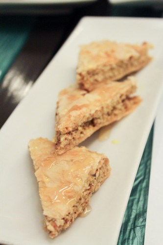 Baklava at the Kebab Factory