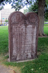 Denver: Lincoln Park - Ten  Commandments