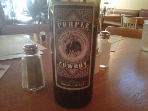 Purple Cowboy