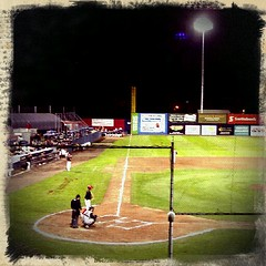 Vancouver Canadians Game
