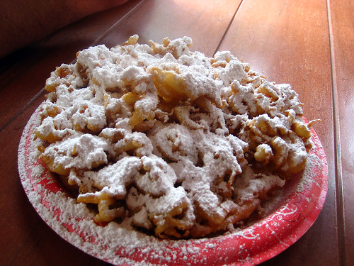 Funnel Cake @ Sleepy Hollow in MK