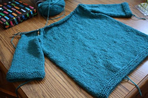 eucalyptus sweater