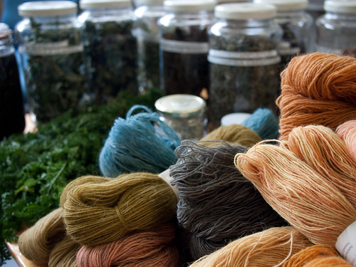 natural dyeing -5