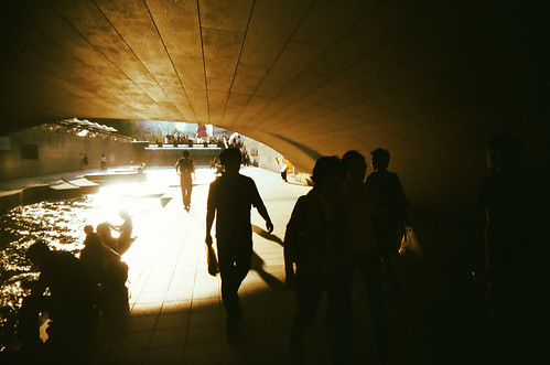 Cheongyecheon tunnel