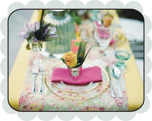 caribbean table