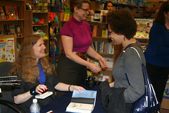 I Got To Meet Suzanne Collins!