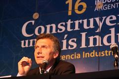10.11.18  Macri expone en la Conferencia anual...