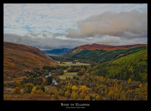 Viajando: Escocia (IV) - Highlands y Wester Ross (6/6)