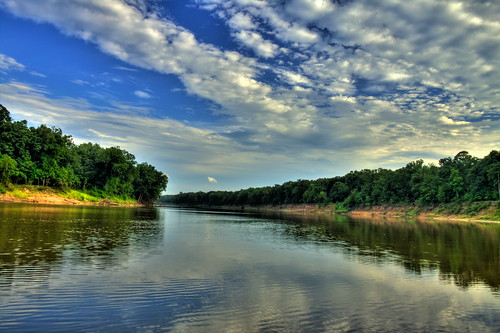 Ouachita River, The Hooker Hole